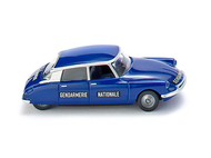 Citroën DS 19 gendarmerie - Wiking 864-33
