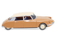 Citroën DS 19 beige - Wiking 807-11