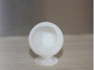 Fauteuil design 'Egg' 1:50
