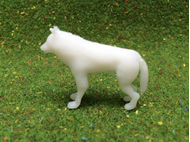 Loup miniature