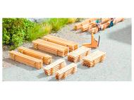 Noch 14628 - Kit Laser- Cut minis -  Piles de planches N