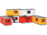 Algecos miniatures