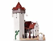 Château fort miniature - HO 1:87 - Kibri 39001