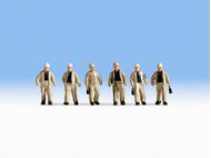 Travailleurs, ouvriers 1:87 - Noch 15042