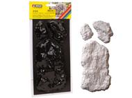 Moules pour rochers miniatures - 3 rochers - Noch 61233