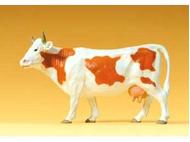 Preiser 47003 - Vache miniature debout, échelle 1:25