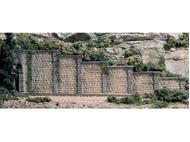 Mur de soutènement en pierre au 1:160 - Woodland C1159