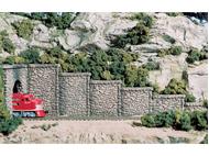 Mur de soutènement en pierre au 1:160 - Woodland C1161