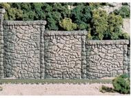 Mur de soutènement en pierre au 1:87 - Woodland C1261