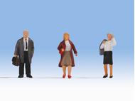 Personnages miniatures : Voyageurs - 0 - Noch 17850