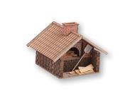 Bâtiment miniature : Fournil - 1:160 N - Noch 14688