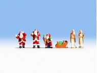 Figurines miniatures : Noël sonore - Noch 12897