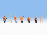Pompiers miniatures 1:160 - Noch 36022