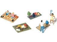 Figurines miniatures Jeux de gazon 1:87 - Preiser 10697