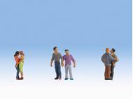 Figurines : Couples homosexuels - 1:87 HO - Noch 15511 - diorama.fr