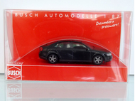 Voiture miniature - Audi A4 ‐ Noire - 1:87 - HO - Bush 89132