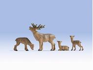 Animaux miniatures : Cerfs - 1:43 - Noch 17921