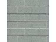 Plaque de toit en tôles grises 1:87