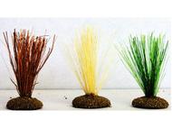 3 roseaux assortis 4 cm