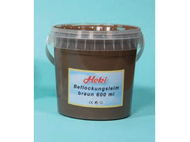 Heki 3401 - Colle pour flocage marron 600 ml - Nté 2010