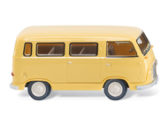 Maquette bus : Ford FK 1000 bus 'Jaune' - 1:87 - Wiking 028949