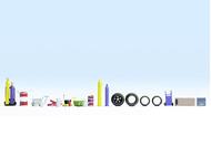 Noch 14815 - Accessoires de garage auto miniatures 1:87