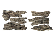 6 Rochers prêts à l'emploi - Woodland Scenics C1136