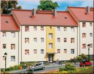 Immeuble miniature à l'échelle 1:87