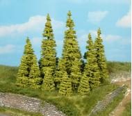 Végétation miniature : Heki 2147 - 7 Mélèzes 7 à 11 cm