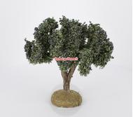 Olivier avec olives pour crèches provençales