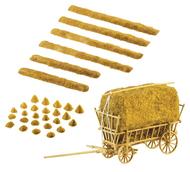 Accessoires miniatures : FAL-180561 – Récolte des foins