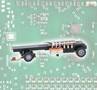 Véhicule miniature : Car System Kit châssis N-Bus, N-Camion - 1:160 N - Faller 163710