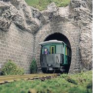 Busch 8610 - Entrée de tunnel type voute 1:22.5 G/1