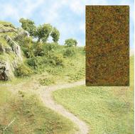 Busch 7114 - Fibres d'herbe Automne - Forêt - Toutes échelles