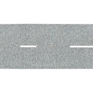 Noch 60470 - Route grise miniature, 1:87 - HO, 100 x 5,8 cm