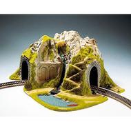 Décor miniature : Tunnel d'angle 1:87 - Noch 5170