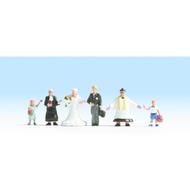 Figurines miniatures :  Mariage - Noch 15860