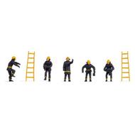Pompiers (vêtements de sécurité noirs) - Noch 38001 - 1/160