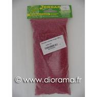 JORD-750 - Poudre colorée rouge 45 g