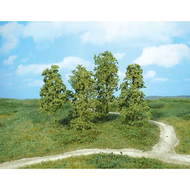 Heki 1641 : 12 arbres naturels - vert moyen