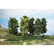 Heki 1990 - 5 arbres feuillus 18 cm
