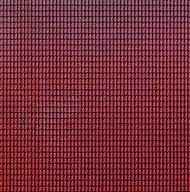 Tuiles rouges miniatures - échelle 1:220, Z