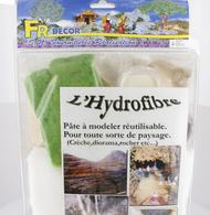 Kit hydrofibre moyen - pâte pour modeler paysages