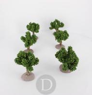 10 pieds de vignes vertes 4 cm - FR 42592P
