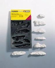Moules pour rochers bas - Woodland Scenics C1233