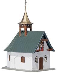 Bâtiments miniatures : Chapelle de montagne 1:87, HO - Faller 131360