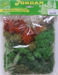 Jordan 70 A - Lichen assortiment - 100 g H0/N/Z