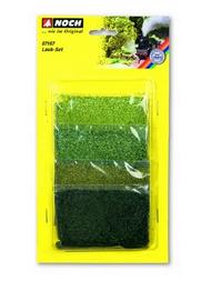 Set de feuillage vert - Noch-7167