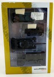 Véhicules de guerres Minitanks - Roco 777