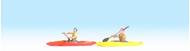 Kayak miniature au 1:87, ho - Noch 16809
